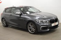 USED 2016 66 BMW 1 SERIES 3.0 M140I 3d 335 BHP STUNNING WITH LOW MILES + PART EX WELCOME