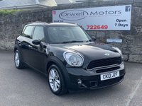 2013 MINI COUNTRYMAN 2.0 COOPER SD 5d AUTO 141 BHP £9995.00