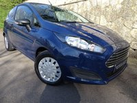 2014 FORD FIESTA 1.6 ECONETIC TDCI 1d 94 BHP CAR DERIVED VAN £5495.00