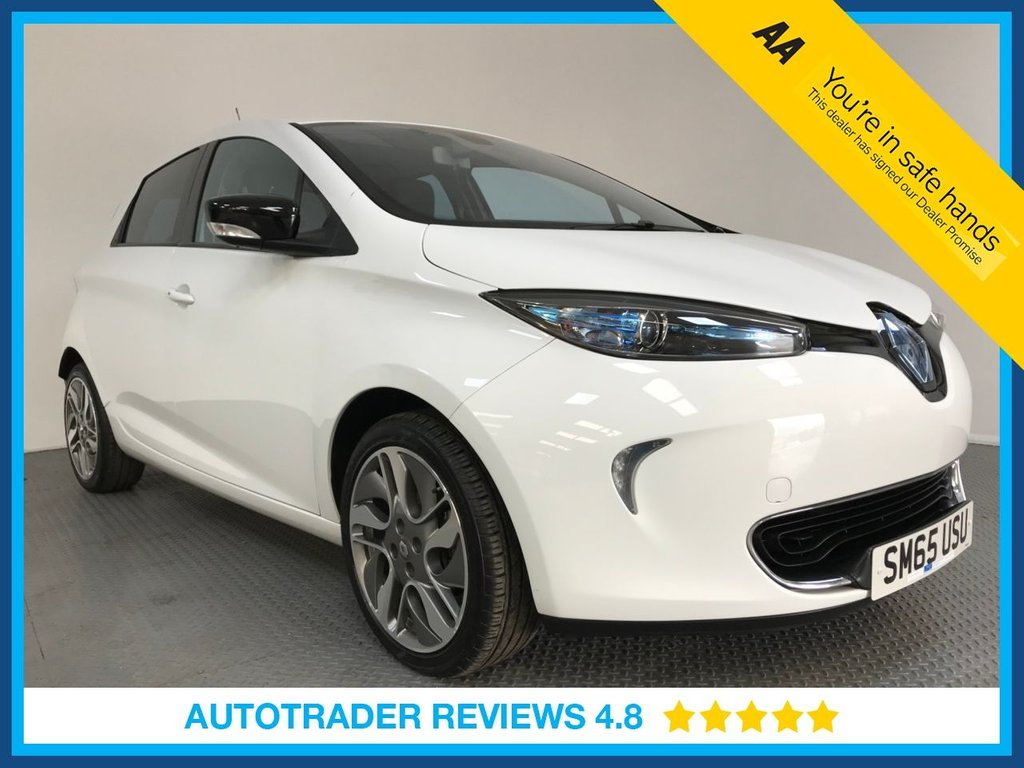 View our RENAULT ZOE