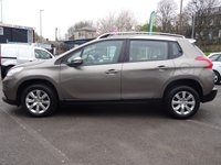 USED 2016 16 PEUGEOT 2008 1.6 BLUE HDI ACCESS A/C 5d 75 BHP