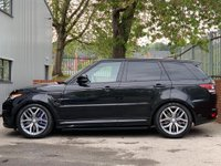 USED 2015 65 LAND ROVER RANGE ROVER SPORT 5.0 V8 SVR (s/s) 5dr £900 PCM - NO DEPOSIT REQUIRED