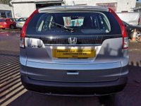 USED 2014 14 HONDA CR-V 1.6 i-DTEC SE 5dr (dab) BLUETOOTH+REVERSE CAMERA!!
