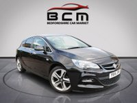 2014 VAUXHALL ASTRA 1.4 LIMITED EDITION 5d 140 BHP £7485.00