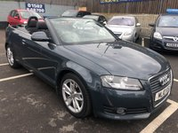 USED 2010 10 AUDI A3 2.0 TFSI SPORT 2d 197 BHP LONG MOT + PARKING SENSORS