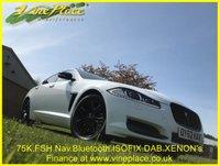 2012 JAGUAR XF 2.2 D LUXURY 4d 190 BHP £9500.00