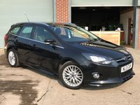 USED 2013 13 FORD FOCUS 1.6 ZETEC S TDCI 5d 113 BHP
