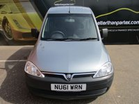 USED 2011 61 VAUXHALL ASTRA COMBO 1.2 TOUR ESSENTIA CDTI AUTOMATIC MOBILITY WHEELCHAIR ACCESS PART EXCHANGE AVAILABLE / ALL CARDS / FINANCE AVAILABLE