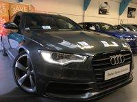 USED 2014 AUDI A6 2.0 AVANT TDI ULTRA BLACK EDITION 5d AUTO 188 BHP