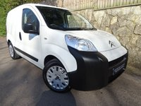 2015 CITROEN NEMO 1.2 660 ENTERPRISE HDI 1d 74 BHP PANEL VAN £4995.00