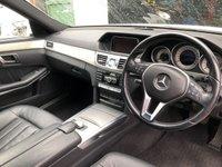 USED 2013 13 MERCEDES-BENZ E CLASS 2.1 E220 CDI SE 5d AUTO 168 BHP