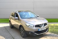 USED 2012 62 NISSAN QASHQAI 1.6 N-TEC PLUS 5d AUTO 117 BHP AUTOMATIC LOW MILEAGE, MANY EXTRAS.FINANCE ME TODAY-UK DELIVERY POSSIBLE