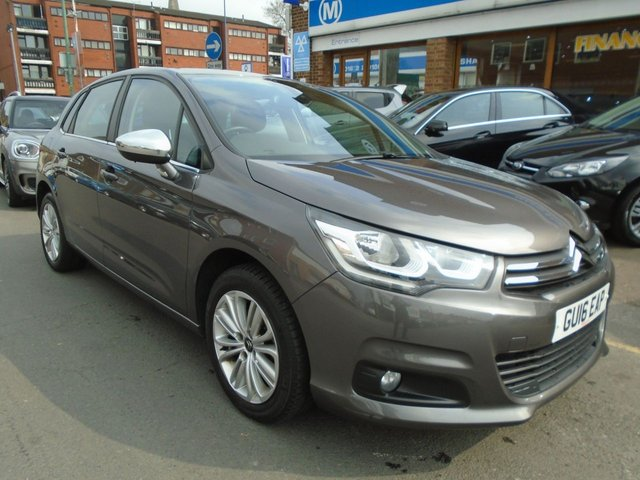 2016 16 CITROEN C4 1.2 PURETECH FLAIR S/S 5d 129 BHP ULEZ EXEMPT