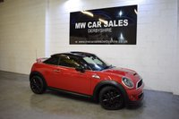 2012 MINI COUPE 1.6 COOPER S 2d 181 BHP £6495.00