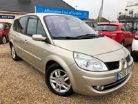 USED 2008 08 RENAULT GRAND SCENIC 1.9 DYNAMIQUE DCI 5d AUTO 130 BHP 7 SEAT AUTOMATIC + FSH 10 Stamps