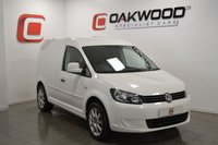 USED 2011 11 VOLKSWAGEN CADDY 1.6 C20 PLUS TDI 102  101 BHP NO VAT + FULLY COLOUR CODED + VERY CLEAN + FULL HISTORY
