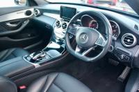 USED 2015 15 MERCEDES-BENZ C CLASS 2.1 C250 CDI BlueTEC AMG Line 7G-Tronic Plus (s/s) 4dr 1 Owner, FMBSH, Camera