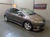 2010 HONDA CIVIC 2.2 I-CDTI TYPE S GT 3d 138 BHP £4295.00