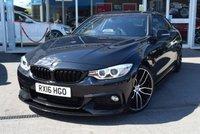 2016 BMW 4 SERIES 2.0 420D M SPORT 2d 188 BHP £17490.00