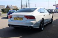 "USED 2013 63 AUDI A7 3.0 TDI Black Edition Sportback S Tronic quattro 5dr Tech Pack, Headup, 21"" Alloys"