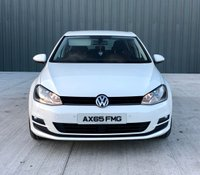 USED 2016 65 VOLKSWAGEN GOLF 1.6 MATCH EDITION TDI BMT 5d 109 BHP