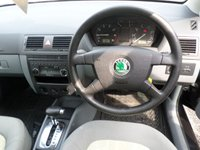 USED 2001 SKODA FABIA 1.4 COMFORT 16V 5d AUTO 74 BHP