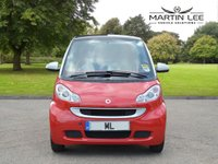 USED 2010 10 SMART FORTWO 1.0 PASSION MHD 2d AUTO 71 BHP