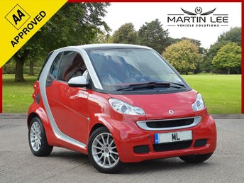2010 SMART FORTWO 1.0 PASSION MHD 2d AUTO 71 BHP £3995.00