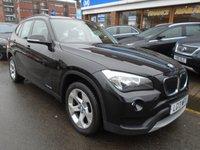 USED 2013 13 BMW X1 2.0 XDRIVE18D SE 5d AUTO 141 BHP FULL SERVICE HISTORY