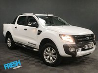 USED 2015 65 FORD RANGER 3.2 WILDTRAK 4X4 DCB TDCI * 0% Deposit Finance Available