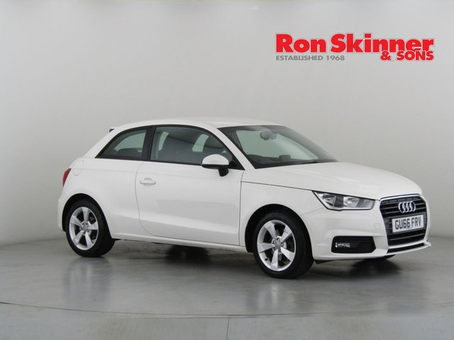 View our 2016 66 AUDI A1 1.6 TDI SPORT 3d AUTO 114 BHP