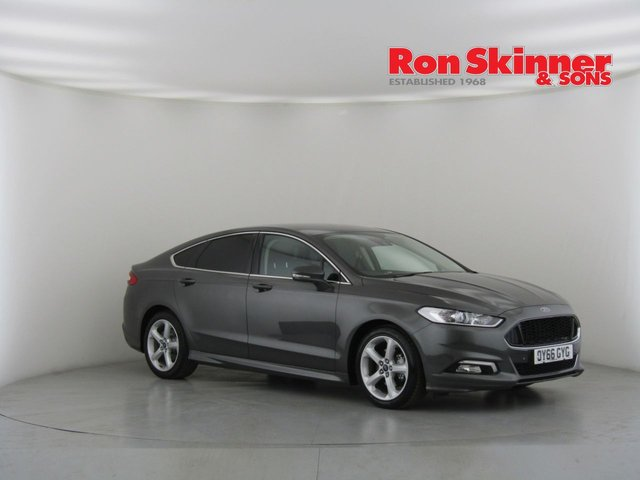 View our 2016 66 FORD MONDEO 1.5 TITANIUM 5d 159 BHP