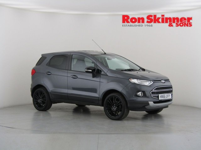 View our 2016 66 FORD ECOSPORT 1.0 TITANIUM S 5d 138 BHP