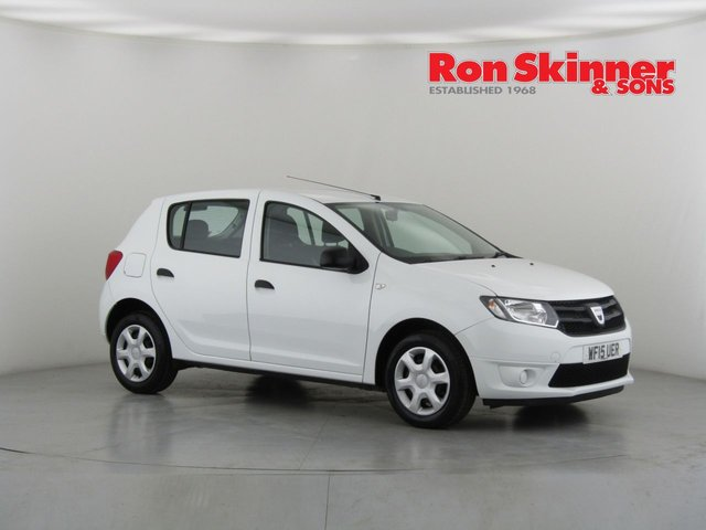 View our 2015 15 DACIA SANDERO 0.9 AMBIANCE TCE 5d 90 BHP
