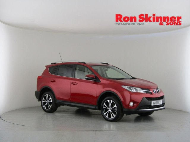 View our 2015 15 TOYOTA RAV-4 2.0 D-4D ICON 5d 124 BHP