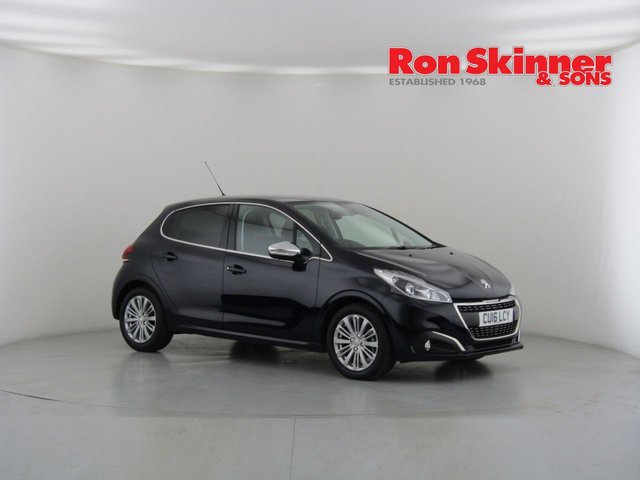 View our 2016 16 PEUGEOT 208 1.6 BLUE HDI ALLURE 5d 100 BHP