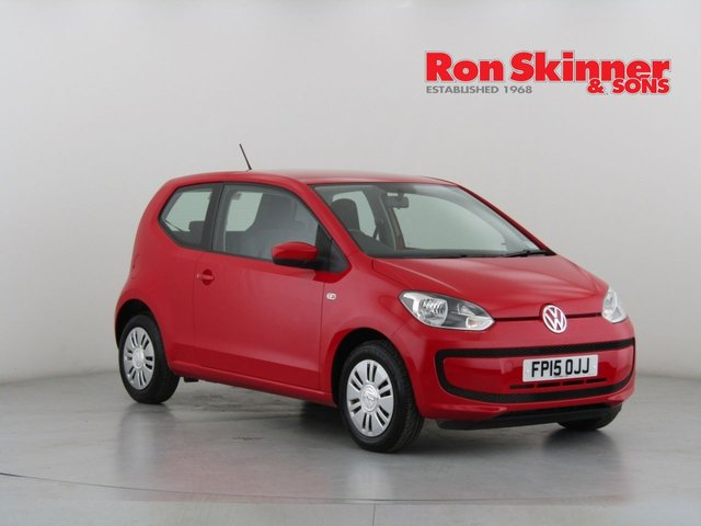 View our 2015 15 VOLKSWAGEN UP 1.0 MOVE UP 3d 59 BHP