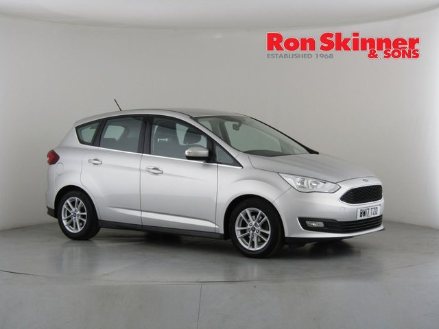 View our 2017 17 FORD C-MAX 1.5 ZETEC TDCI 5d 118 BHP
