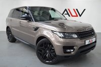 USED 2016 66 LAND ROVER RANGE ROVER SPORT 3.0 SDV6 HSE DYNAMIC 5d AUTO 306 BHP