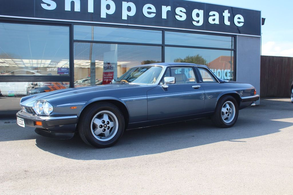 USED 1987 JAGUAR XJSC 3.6 2dr The Worlds Best Example?