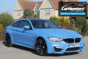2015 BMW M4 3.0 M4 2d AUTO 426 BHP £33495.00