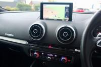USED 2014 64 AUDI S3  2.0 TFSI Sportback S Tronic Quattro 5dr (Nav) Technology Pack, Park Assist