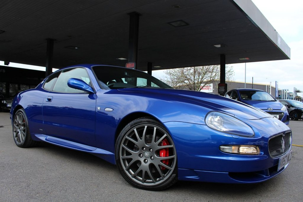 View our MASERATI GRANSPORT