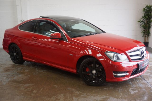 2011 61 MERCEDES-BENZ C CLASS 2.1 C250 CDI BLUEEFFICIENCY AMG SPORT 2d AUTO 204 BHP PAN ROOF SOLD TO CHRISTOPHER FROM GLASGOW