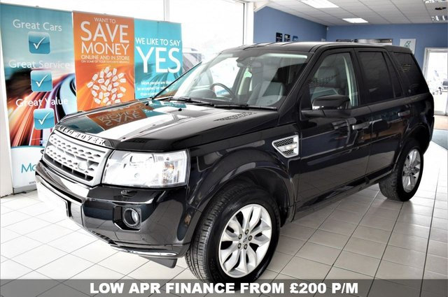 2012 62 LAND ROVER FREELANDER 2 2.2 SD4 XS  4x4 5d AUTO 190 BHP LOW MILES FULL L/R HISTORY