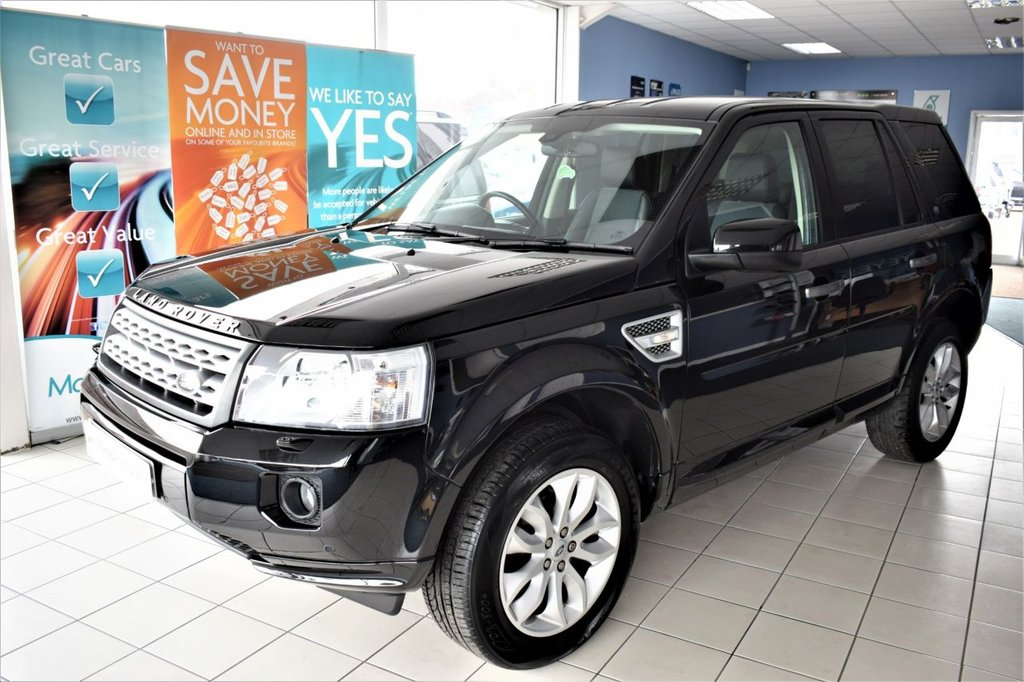 USED 2012 62 LAND ROVER FREELANDER 2 2.2 SD4 XS  4x4 5d AUTO 190 BHP LOW MILES FULL L/R HISTORY