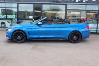 USED 2015 15 BMW 4 SERIES 2.0 420d M Sport 2dr M Performance Aero Styling