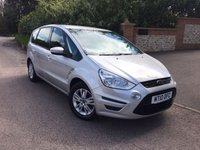 USED 2010 10 FORD S-MAX 2.0 ZETEC TDCI 5d 138 BHP PLEASE CALL TO VIEW