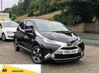 2014 TOYOTA AYGO 1.0 VVT-I X-CLUSIV 5d 69 BHP £5690.00