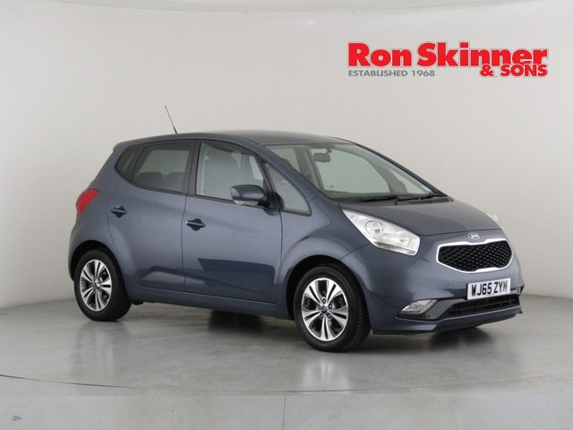 View our 2015 KIA VENGA 1.6 CRDI 3 ISG 5d 114 BHP